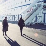 Levoton laivamatka Pietariin