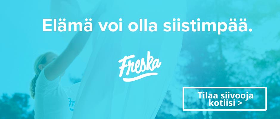 Freska - Elämä voi olla siistimpää
