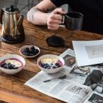 Uusia vaihtoehtoja aamiaispöytään