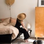 Makuuhuoneen lomailme (ja miniopas sijauspatjan valintaan)